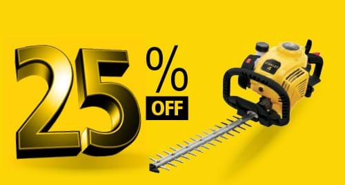 25% off Stanley Power Garden