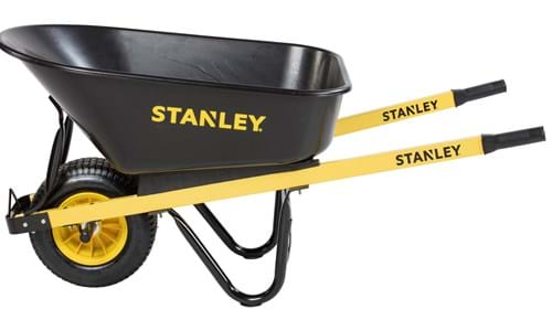 100 Litre Poly Wheelbarrow Stwbi100p